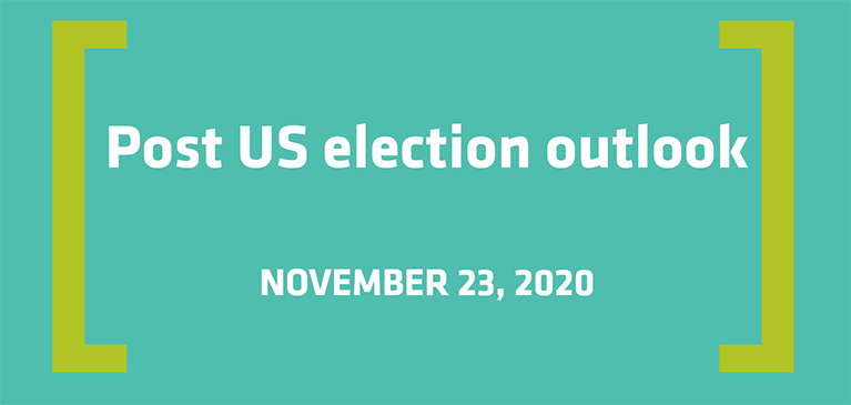 Post US election outlook